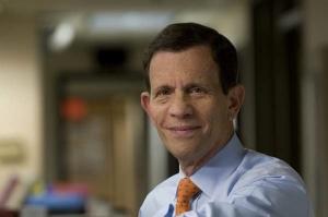 Steve Grossman (D), State Treasurer and candidate for Governor