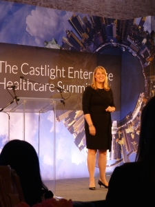 Castlight's Naomi Allen laid out the details of the new Castlight offerings