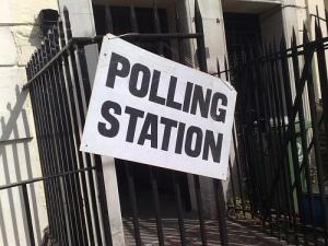 Election day tomorrow