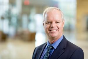 Randall Moore, MD. President of Mercy Virtual