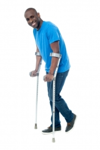 Walking wounded?